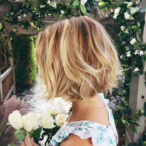 High Low Lauren Conrad Style Bob Cuts