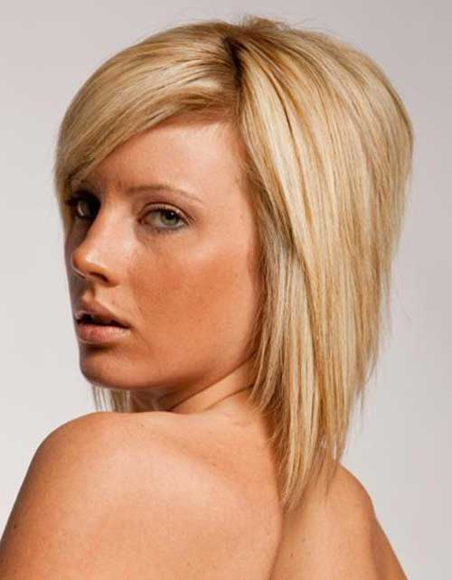 Best Inverted Bob Haircuts Layered Cut