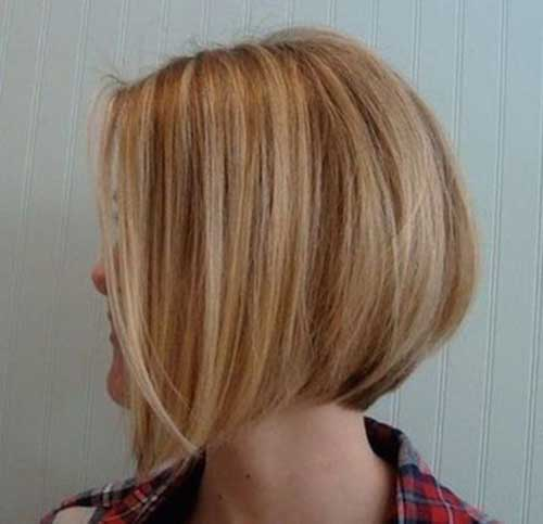 Inverted Bob Styles 2015