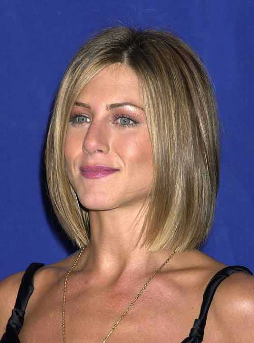 Jennifer Aniston Bob Hair for Girls
