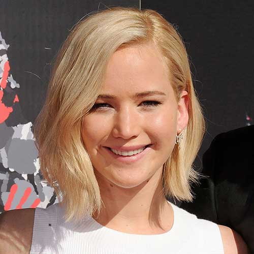 Jennifer Lawrence Bob 2015 Pictures