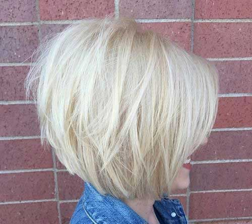 Latest Blonde Bob Haircuts