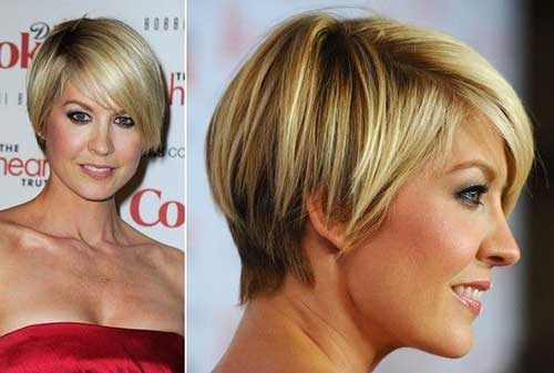 Layered Razor Bob Hair Cut