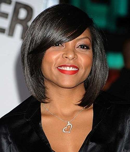 Best Medium Bob Hairstyles for Black Women 2016