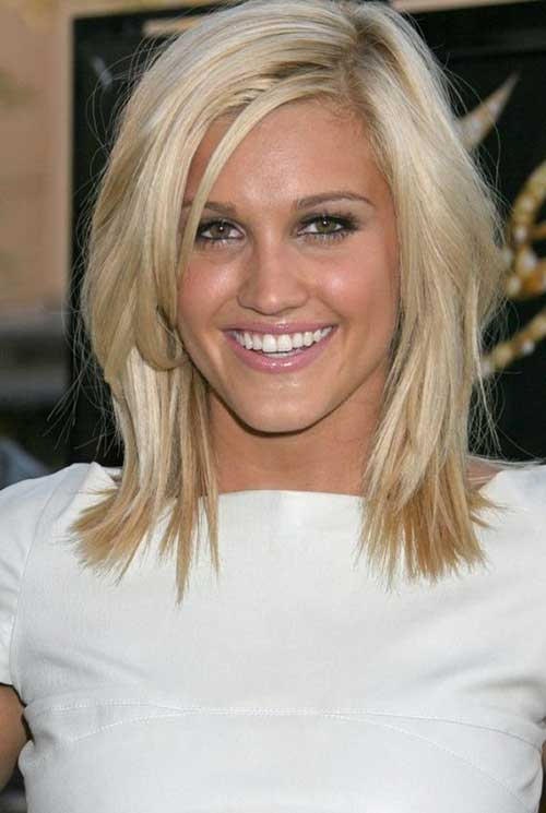 Medium Length Bob Haircuts 2015