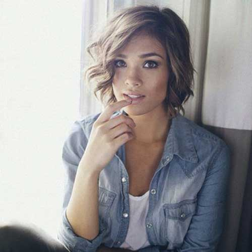 Nicole anderson Short Bob Hair