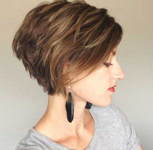 Pixie Bob Cut Hairstyle