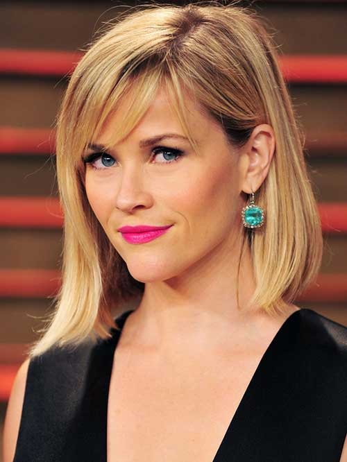 Reese witherspoon Fine Bob Hairstyles