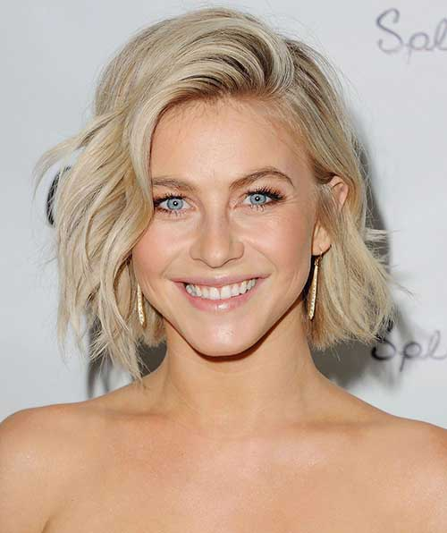 Best Short Blonde Hairstyles Bob
