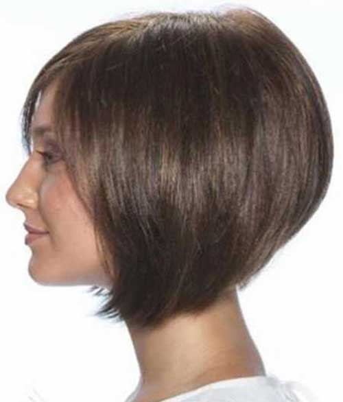 Best Short Dark Bob Hairstyles