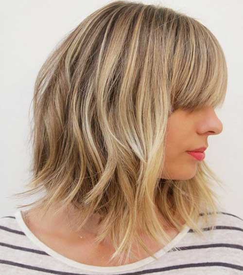 Best Soft Wavy Bob Haircuts