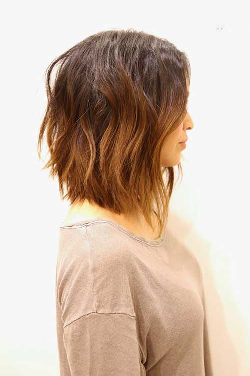 Stylish Bob Cut Hairstyle