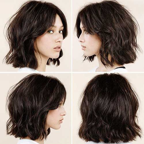 Thick Bob Haircuts for Women