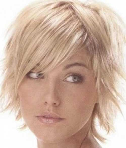 Best Thin Bob Layers Blonde Hair