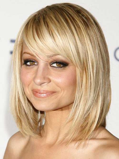 Best Thin Hair Bob with Bangs