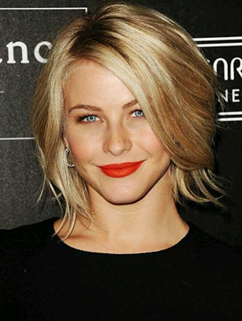 Trendy Tousled Bob Hair