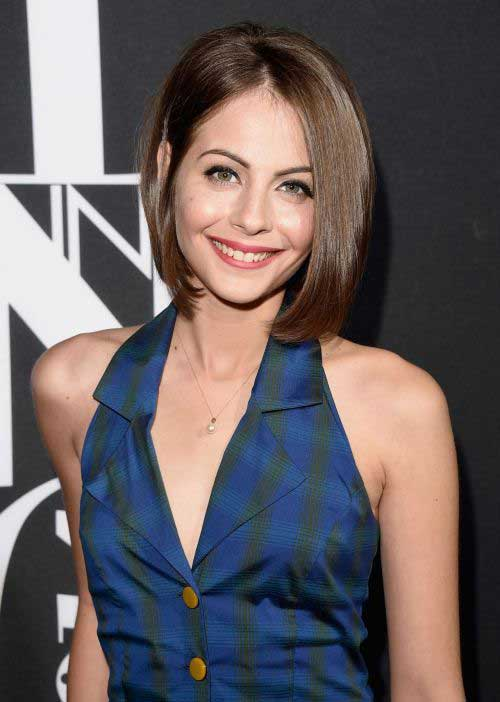 Willa Holland Bob Haircuts