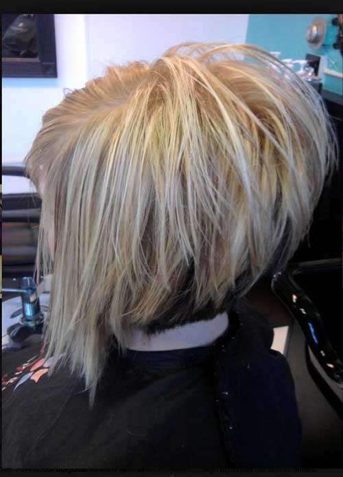 Stacked Layered Bob