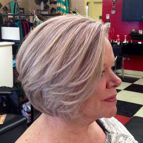 Stylish Older Ladies With Bob Haircuts Bob Haircut And