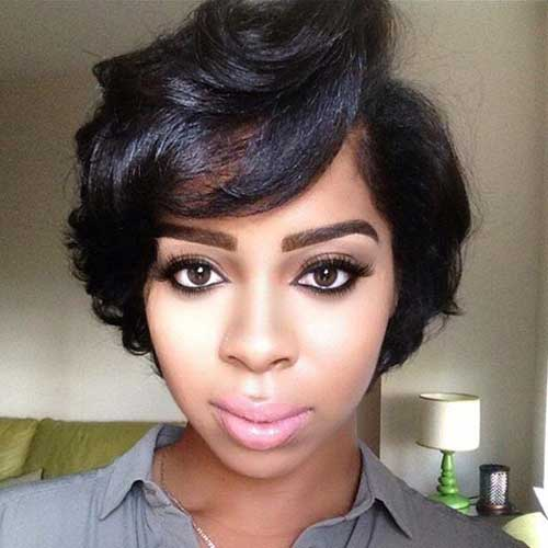 Bob Hairstyles for Black Women 2016-10