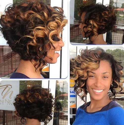 Black Women Bob Haircuts 2016-11