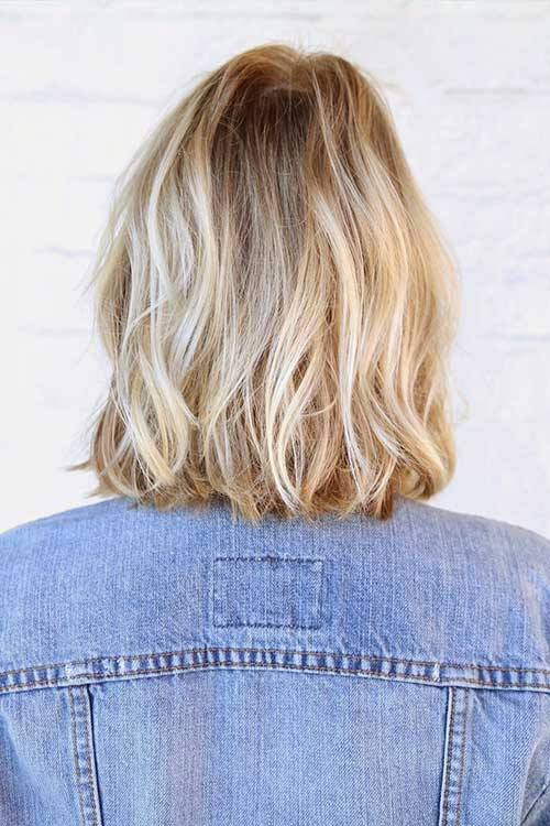 20 Long Blonde Bob Bob Hairstyles 2018 Short