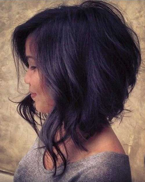 Long Bob Hair Styles-11