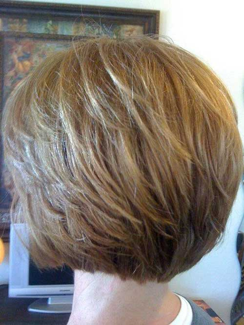 modified shag haircut simple and beautiful bob ideas bob hairstyles 2018 5423