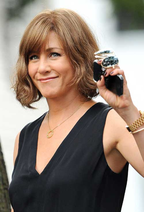 Jennifer Aniston Short Bob-12