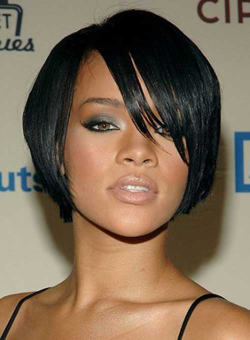 Black Women Short Bobs-14