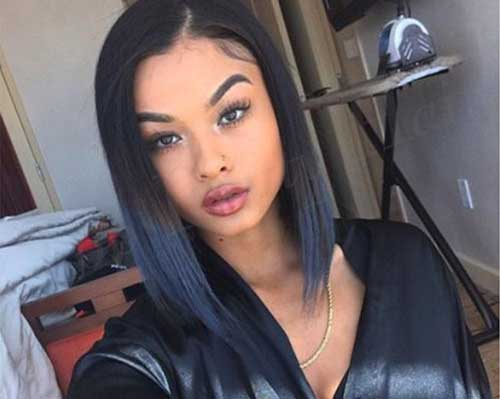 Black Girls with Bobs-16