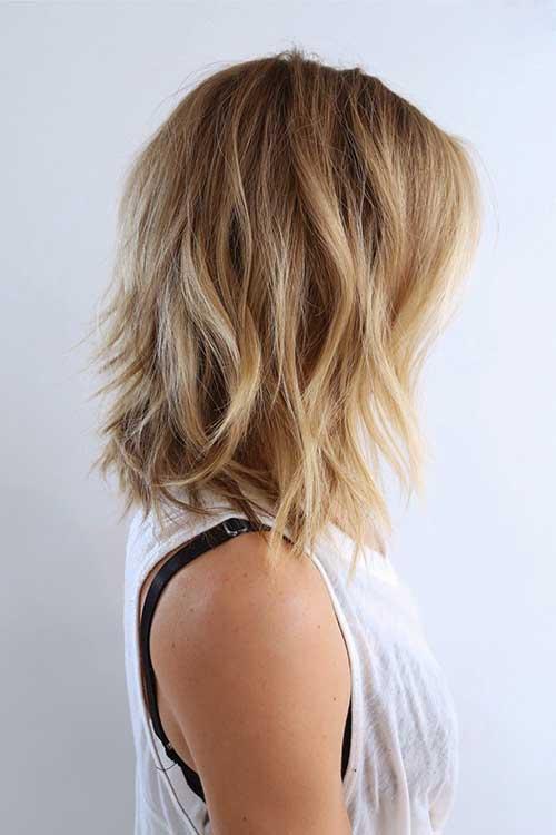 Long Bob Hair Styles-16