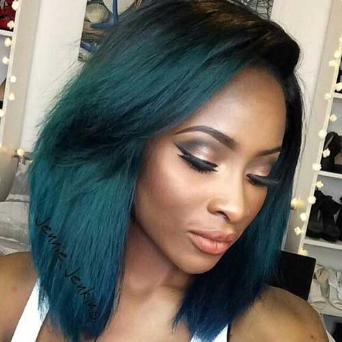 25 Black Girls With Bobs Bob Haircut And Hairstyle Ideas
