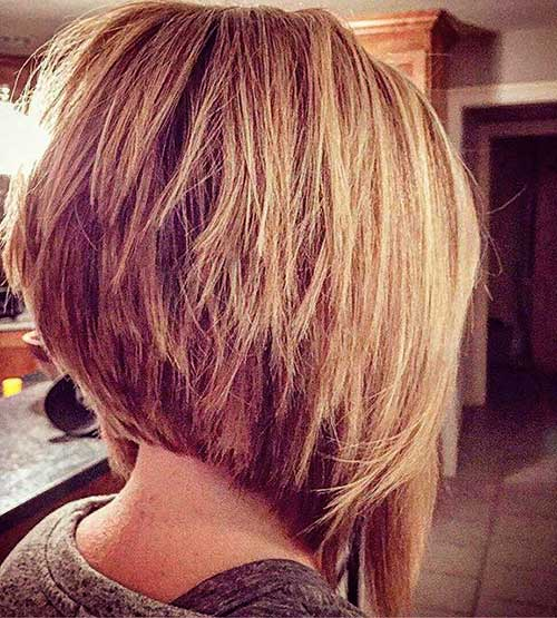 Short Bob Hairstyles For Women-17