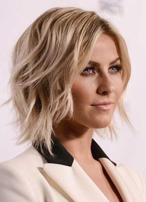 2016 Layered Bob Hairstyles