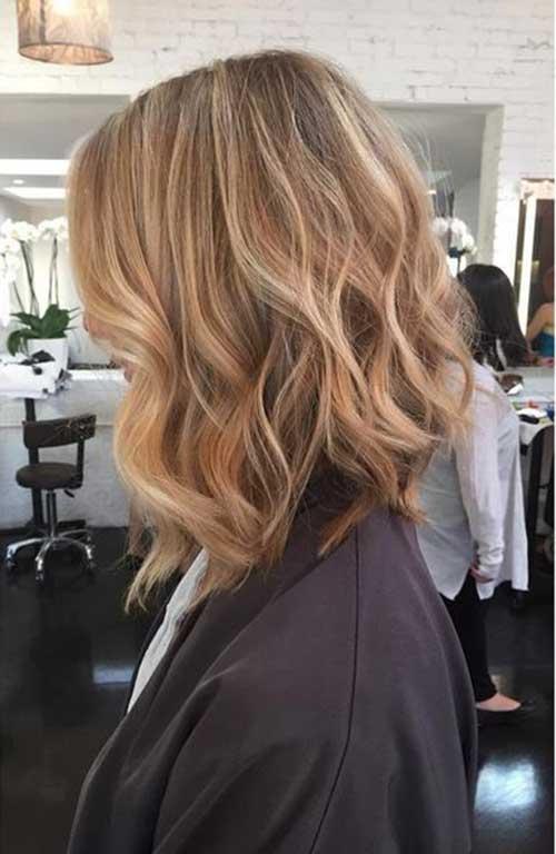 Long Bob Hair Styles-21