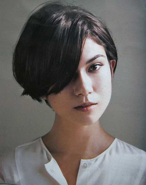 Short Bob Hairstyles For Women-21