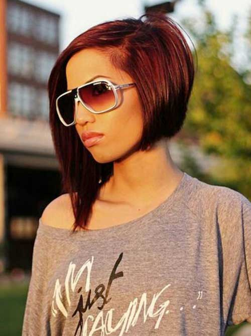 Asymmetrical Bob Haircuts-22
