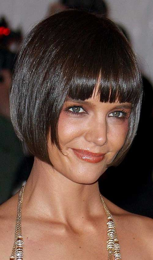 Bob Hairstyles With Bangs 2016-23