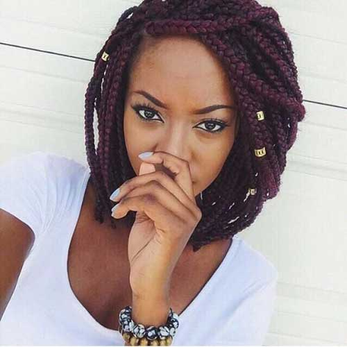 Black Girls with Bobs-24