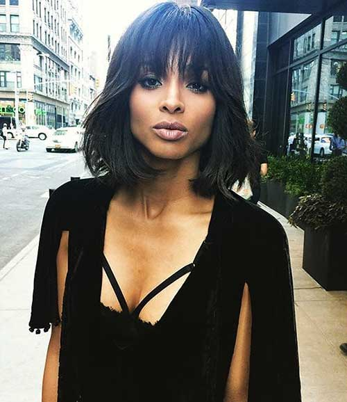 Bob Hairstyles With Bangs 2016-26