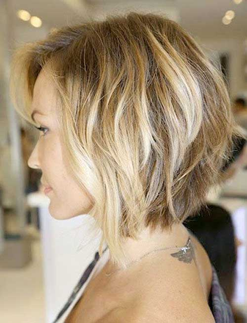 Short Bob Hairstyles For Women-30