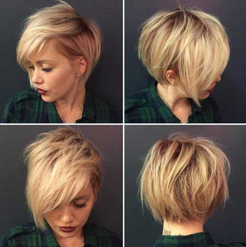 Short Bob Hairstyles For Women-31