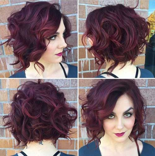 Short Bob Hairstyles For Women-34
