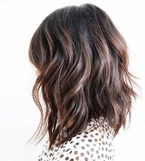 Long Bob Hair Styles-6