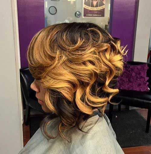 Black Women Bob Hair Styles-7
