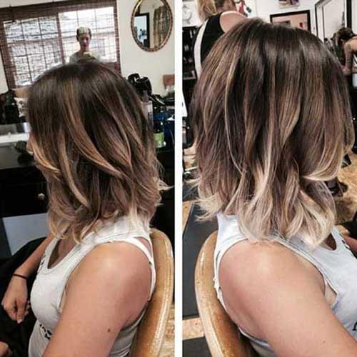 Long Bob Haircuts 2016-7
