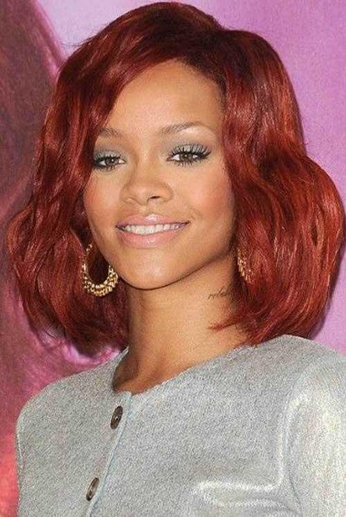 Rihanna Bob Haircuts-7