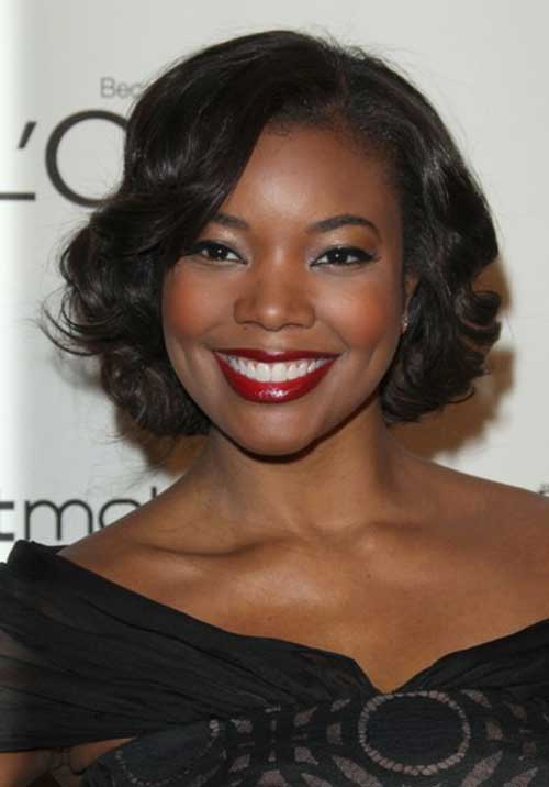 Black Women Short Bobs-8