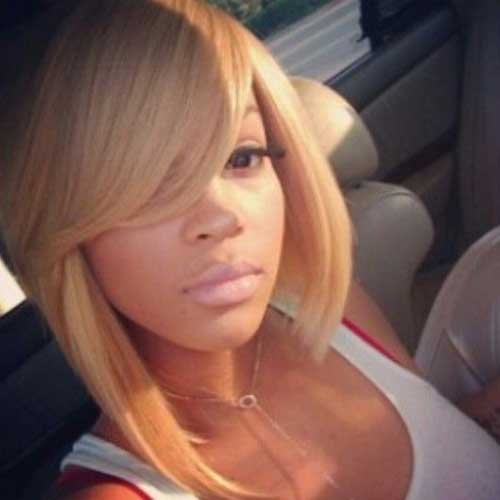 Black Girls with Bobs-8